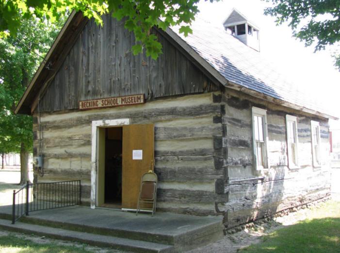 Pioneer Log Village - Bad Axe, MI
